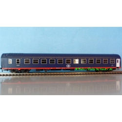 ACME 50625 Car MU of SNCB, scale HO.