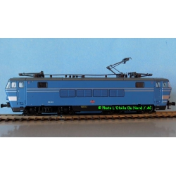 Vitrains 2160PROMO Electricc locomotive type 160 of SNCB, DC, scale HO.