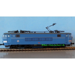Vitrains 2161DigitalPROMO Electricc locomotive type 16 of SNCB, DCC, scale HO.