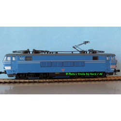 Vitrains 2162DigitalPROMO Electric locomotive type 16 of SNCB, DCC, scale HO.