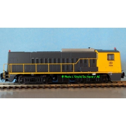 Piko 97766 Diesel locomotive type 76 of SNCB, AC, scale HO.