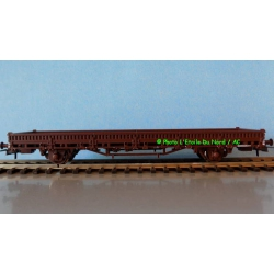 Roco 67243 Flat wagon of SNCF, scale HO.