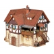 Faller 130266 Half-timbered house, scale HO.