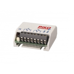 Piko 55031 decoder for permanent contact