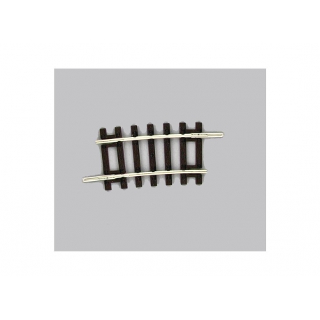 Piko 55251 Curved track R1 (set of 6)