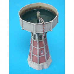 Kit Nord Water-tower, scale HO.