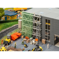 Faller 180345 Building site equipment set, scale HO.