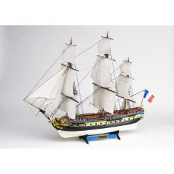 Artésania Latina 22517 Kit Boat wood, HERMIONE, scale 1/89