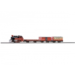 Train Set with Sound and Digital SmartController, DCC SOUND, scale HO.