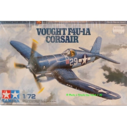 Vought F4U-1A Corsair, 1/72