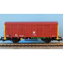 Piko 96625 Covered car of SNCF, scale HO.