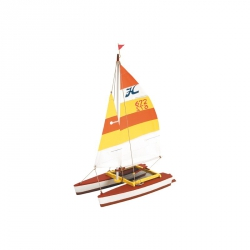 Artésania Latina 30502 Kit Boat wood, Hobbit Cat.