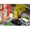 Faller 180452 Town decoration set, scale HO.