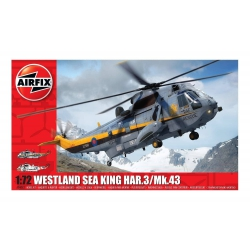 Airfix AO4063 Westland Sea King HAR.3/Mk.43, scale 1/72.