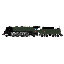 Jouef HJ2381 Steam locomotive 141 R of SNCF, DCC SOUND. Scale HO.