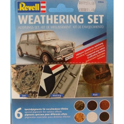 Revell 39066 Weathering set.