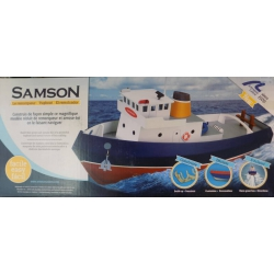 Artésania Latina 30530 Kit Boat wood, Samson, RC.