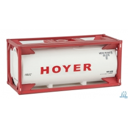 Walthers 949-8108 Tank containers, scale HO.