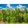 Faller 181531 Set of 10 trees.