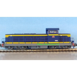 Piko 96211 Diesel locomotive BB66000 of SNCF, DC, scale HO.