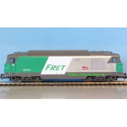 Piko 96146 Diesel locomotive BB67400 of SNCF, DC, scale HO.