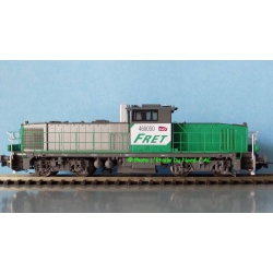Piko 9647O S Diesel locomotive BB 60000 of SNCF, DCC SOUND, scale HO.