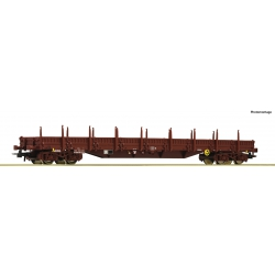 Roco 76736 Flat car of SNCF, scale HO, period V.