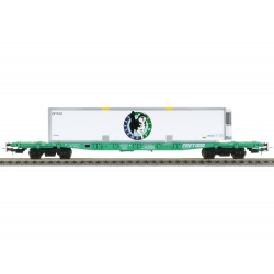 """Jouef HJ 6171 Flat car """" SYSTEME FRIL """" of SNCF, scale HO,"""