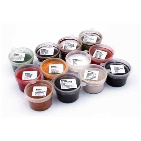 Artitec 70.000 Set of decor powder.