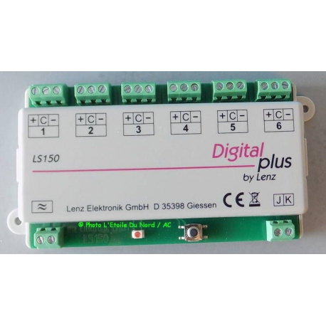 Decoder for accessory DCC.