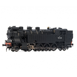 Jouef HJ 2378S Steam locomotive type 141 TA 481 of SNCF, DCC SOUND. Scale HO.