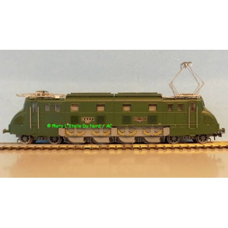 Jouef HJ 2065 Electric locomotive 2D2 of SNCF, DC, scale HO.