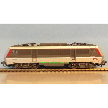 Jouef HJ 2083 Electricc locomotive BB26000 of SNCF, DC. Scale HO.