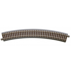 Roco 61124 Geoline curve track R4, scale HO.