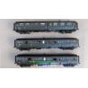 """LS Models 40325 Coach """" Express Nord """" of SNCF, scale HO."""