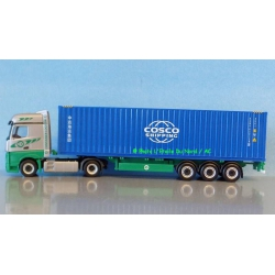 Herpa 311427 Mercedes Benz Actros, scale HO.