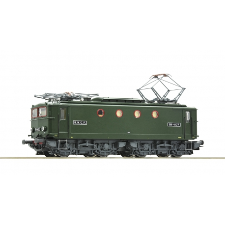 Roco 73051 Electricc locomotive BB-8100 of SNCF, DC. Scale HO.