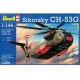 Revell 04858 Sikorsky CH-53G, scale 1/144.