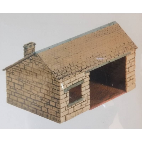 Wills-Kits SS31 Village forge, scale HO.