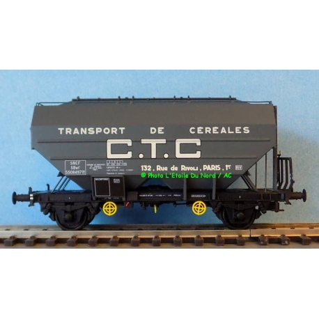 REE WB626 Cereal CTC car of SNCF, scale HO.