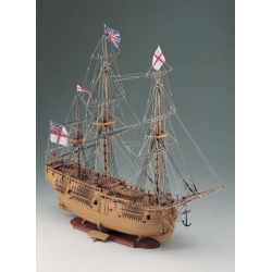 Corel SM41 Kit Boat wood, ENDEAVOUR, scale 1/60.