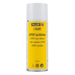 Faller 170497 EXPERT spray adhesive, 400 ml.