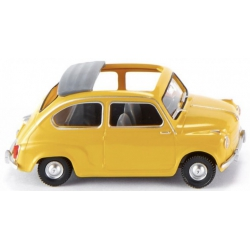 Wiking 009905 FIAT 600, scale HO.