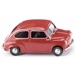Wiking 009904 FIAT 600, scale HO.