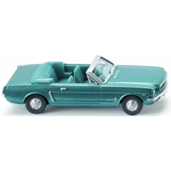 Wiking 020547 Ford Mustang cabriolet, scale HO.