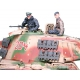 Tamiya 35252 GERMAN KING TIGER, ARDENNES FRONT, scale 1/35.