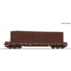 Roco 76778 Flat car of SNCB, scale HO,