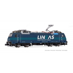Arnold HN2498 Electric locomotive BR 186 LINEAS, DC. Scale N.
