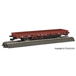 Viessmann 2311 Flat car of DB, motorized, AC SOUND, scale HO.