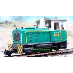 Liliput 142127 Narrow gauge diesel locomotive, scale HOe.